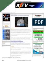 AzTV FTA_ Antena Satelital Experimental Para Banda C