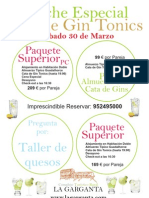 Paquete Gins 30-03