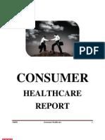 Consumer Healthcare 2012