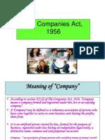 Companies Act 1956-2013