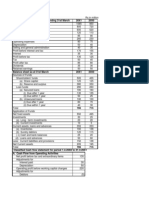 Excel Spreadsheets for Solved Problems of Fm 8 Editon