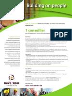 Cnac - Conseiller Recherche&Developpement