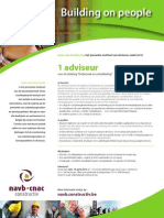Navb - Adviseur Onderzoek&Ontwikkeling