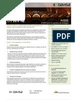 DVWine - ERP Para la gestión de Bodegas