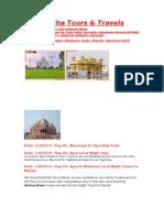 Agra,Manali,Amritsar,Delhi 10days Karimnagar Collage
