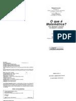 O Que e Matematica - Richard Courant e Herbert Robbins