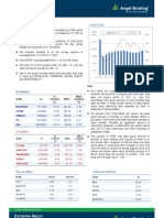 Derivatives Report, 20 March 2013
