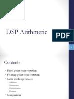DSP Arithmetic