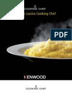 Ricettario Cooking Chef