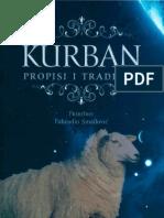 Kurban - Propisi i Tradicija