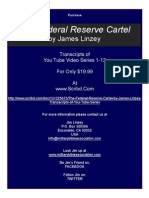 The Federal Reserve Cartel by James Linzey