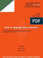 Reos Partners - The U-Process - London 2013