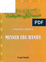 Hadiska Zbirka Musned Ebu Hanife
