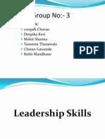 Leadership Skills (1)
