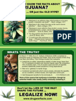 Marijuana Myths Marijuana Facts