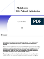 21688231 Proposal for GSM Network Optimization Audit Tsel