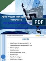 Agile Project Management Framework