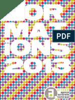 Catalogue Artdam Formations2013