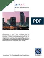 Controlsoft Access Control - Software Brochure