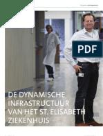 De dynamische infrastructuur van het St Elisabeth Ziekenhuis