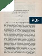 10-Robert Anhegger - Muʿâlî'nin Hünkârnâmesi