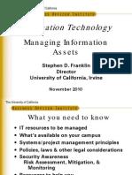 09-Mging Info Assets Franklin