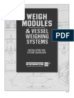 Weigh modules manual