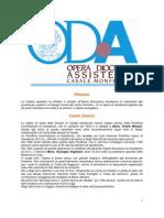 Relazione ODA 2013