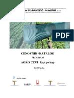 Agro Cevi Kap Po Kap
