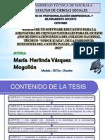 Tesis Software Educativo- Ecuador