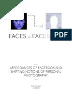 Faces to Facebook