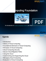 Cloud Computing Certification Training