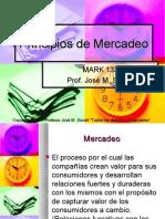 MARK 133-Principios de Mercadeo Presentacion Cap. 1