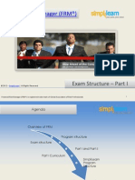 FRM Part 1 Exam Structure