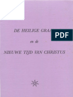 @Von Gleich - De Heilige Graal en de Nieuwe Tijd Van Christus