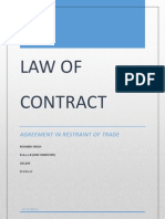 Contract Project