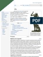 {   } --- LOGOSOFÍA Y CONOCIMIENTO DE SÍ MISMO  --ANP