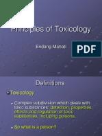 2012 Toxicology