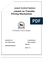 31136942 Transfer Pricing