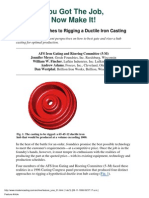Aproximaciones Ductile Iron Casting