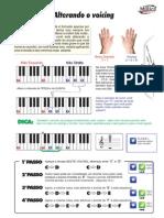 Maisquemusica Exemplo Material PIANO TECLADO