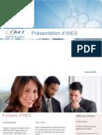 PresentationINES_2012