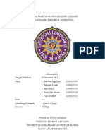 Laporan Praktikum Mikrobiolog1 Khm