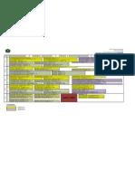 Roster Genap Arsitektur 2012 - 2013