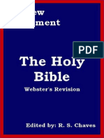 English Holy Bible New Testament Webstes Revision PDF