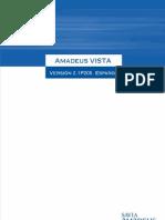 Manual Amadeus Vista