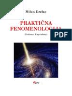 Milan Uzelac Prakticna fenomenologija