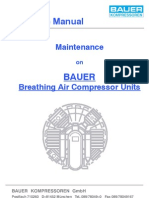 Bauer Service Manual