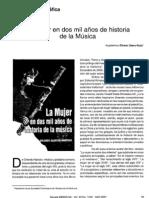 La Mujer en dos mil Años de Historia de la Música P. 61-63