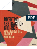 Inventing Abstraction 1910-1925